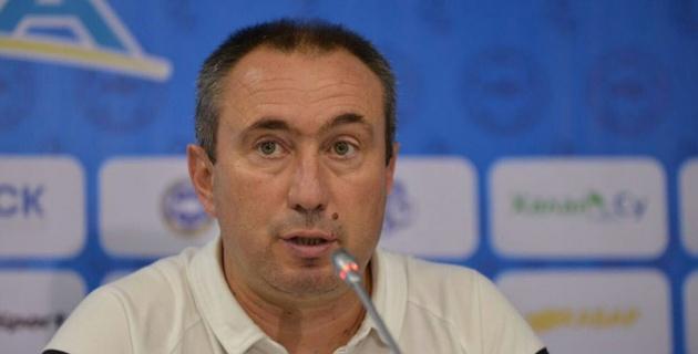 """Мы знаем, как надо играть в важных матчах. В любой игре в Казахстане """"Астана"""" - фаворит - Стойлов"""
