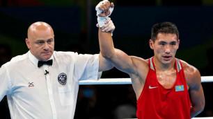Жанибек Алимханулы стартовал с победы в чемпионате Казахстана