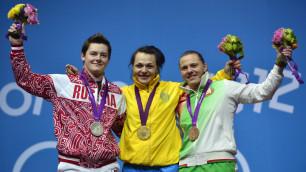 МОК отобрал за допинг медали у всех призерок Олимпиады-2012 в весе Светланы Подобедовой
