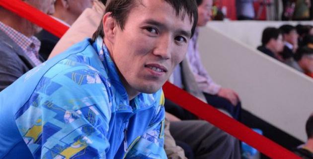 Международная федерация борьбы присвоила Тенизбаеву серебряную медаль Олимпиады-2008