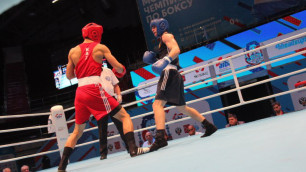 Шесть казахстанских боксеров вышли в 1/4 финала ЧМ в Санкт-Петербурге