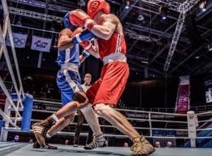 Казахстанский боксер нокаутировал второго подряд соперника на ЧМ в Санкт-Петербурге