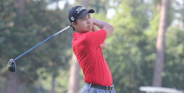 17-летний казахстанец Даулет Тулеубаев выиграл престижный турнир по гольфу в Калифорнии