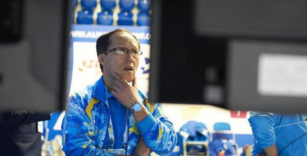Алексей Ни покинул пост главного тренера сборной Казахстана по тяжелой атлетике