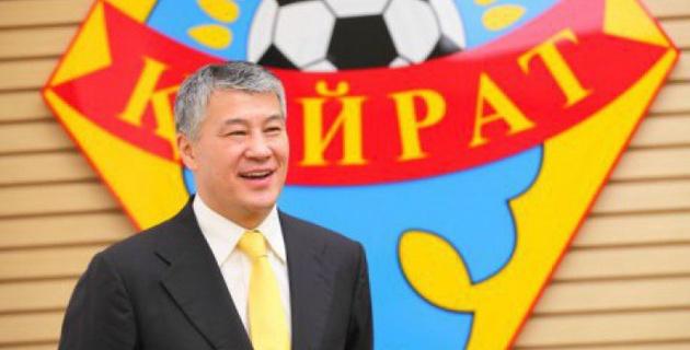 """Боранбаев рассказал, ждать ли Кержакова, Быстрова и Бердыева в """"Кайрате"""""""