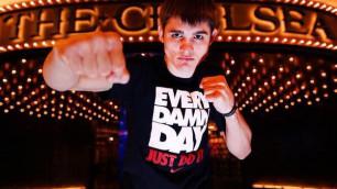 Российский боксер Абеля Санчеса одержал победу в андеркарте боя Василия Ломаченко