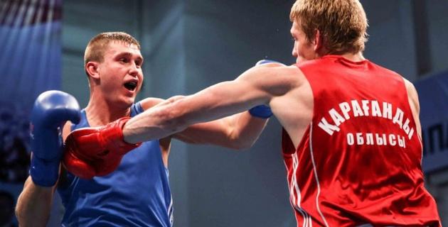 Антон Пинчук выиграл чемпионат Казахстана в весовой категории Василия Левита