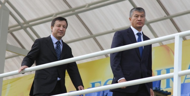 Джаксыбеков, Боранбаев и Нигматулин не вошли в новый состав Исполкома ФФК