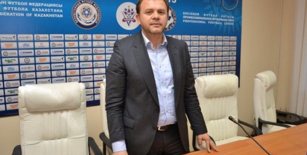"""Зарплата Васильева в """"Актобе"""" составляла четыре миллиона тенге в месяц - СМИ"""
