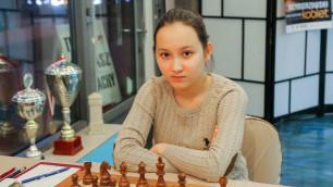 Жансая Абдумалик одержала победу на международном женском турнире по шахматам в Польше