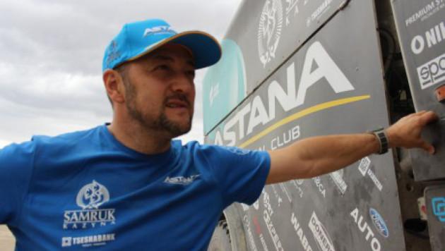 "Astana Motorsports объявила состав на ""Дакар-2017"""
