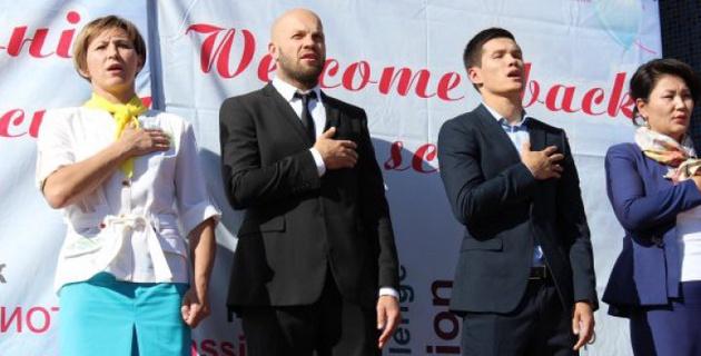 Елеусинов и Левит рассказали, за кого будут болеть на Кубке Конфедерации в Алматы