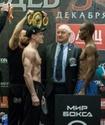 Намибийский боксер за одну минуту отправил в тяжелый нокаут чемпиона IBF и IBO россиянина Трояновского