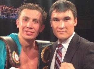 Бой Головкина в Казахстане вызовет ажиотаж, но хотелось бы, чтобы соперник не упал в первом раунде - Сапиев