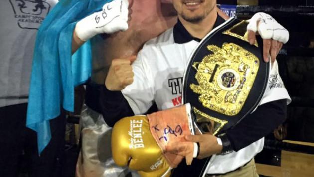 Бывший чемпион IBF побоялся выходить на ринг против казахстанца Исы Акбербаева