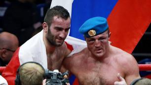 Промоутер Лебедева планирует начать переговоры о реванше с Гассиевым
