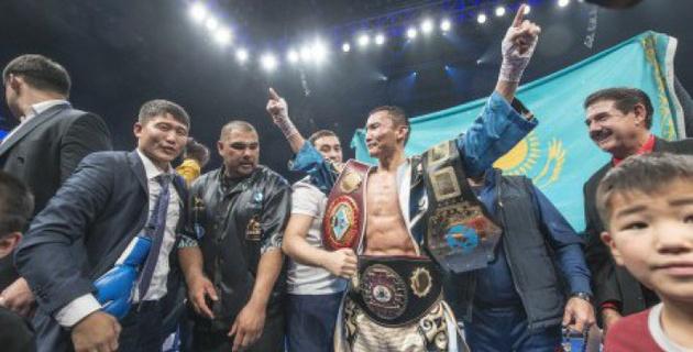 Канат Ислам вернулся в четверку сильнейших рейтинга WBA