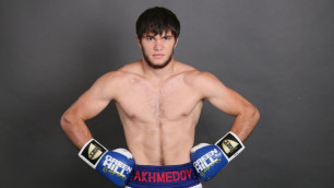 Казахстанский боксер Ахмедов впервые на профи-ринге закончил бой не досрочно