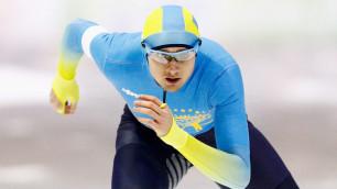 Конькобежец Денис Кузин занял второе место на этапе Кубка мира в дивизионе B