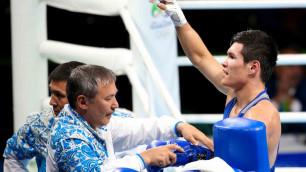 Данияр Елеусинов стал самым популярным спортсменом 2016 года в казахстанском сегменте Google
