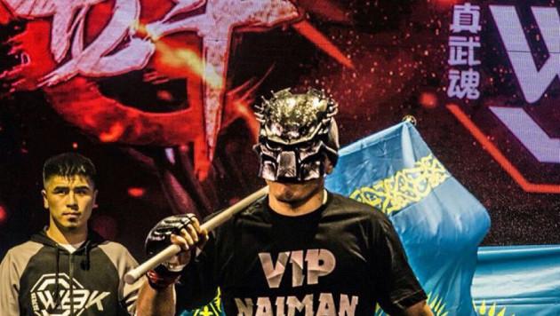 Видео первой победы Куата Хамитова в Fight Nights Global