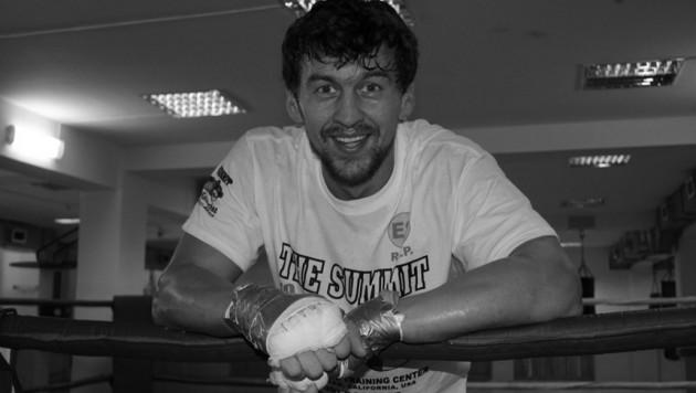 Иса Акбербаев из-за травмы отменил титульный бой в Киеве