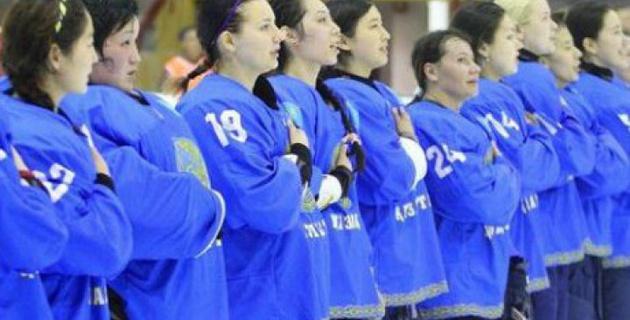 Женская сборная Казахстана по хоккею не примет участие в Олимпиаде-2018