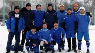 Президент ФФК с рабочим визитом посетил Алматы