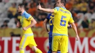 Мне нравится играть в Казахстане, но пришло время сменить клуб - Неманья Максимович