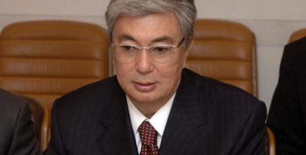 Касым-Жомарт Токаев избран президентом Федерации настольного тенниса Казахстана