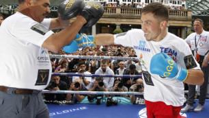 Санчес назвал имена боксеров, которых Головкин не сможет нокаутировать
