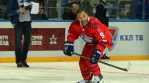 Найджел Доус в третий раз подряд сыграет в Матче звезд КХЛ