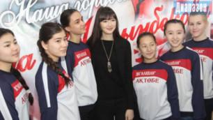 Сабина Алтынбекова рассказала об открытии своего волейбольного клуба