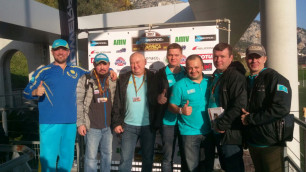 На Africa Eco Race-2017 Казахстан будет представлен двумя экипажами