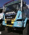 "Команда Astana Motorsports прошла техническую проверку перед стартом ""Дакара"""