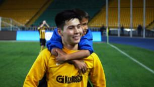 Исламхан подорожал почти на миллион евро и стал самым дорогим казахстанским футболистом