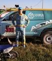 """Экипаж Astana Motorsports поднялся на третью строчку общего зачета """"Дакара"""""""