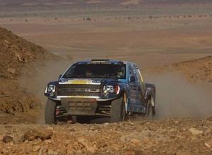 """Экипаж Off Road Kazakhstan стал третьим в """"абсолюте"""" на четвертом этапе Africa Eco Race-2017"""