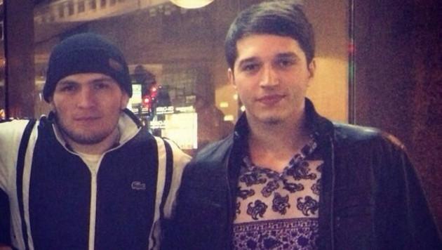 Расул Мирзаев опознал в одном из напавших друга Хабиба Нурмагомедова
