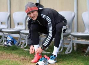 Бауржан Джолчиев начал подготовку к новому сезону в Алматы