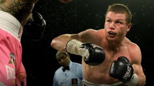 Сауля Альвареса назвали самым переоцененным боксером 2016 года