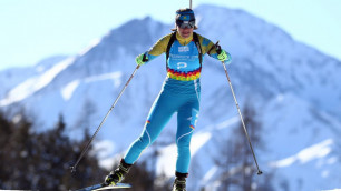 Лучшая за 10 лет. Как Вишневская стала главной сенсацией в казахстанском биатлоне