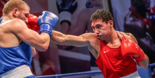 Назван первый в 2017 году турнир для сборной Казахстана по боксу