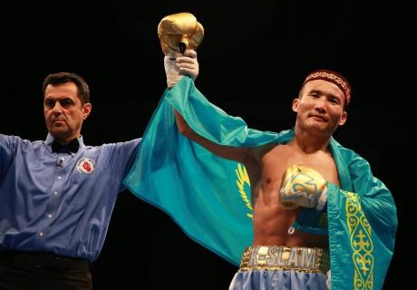 Канат Ислам. Фото с сайта boxingscene.com