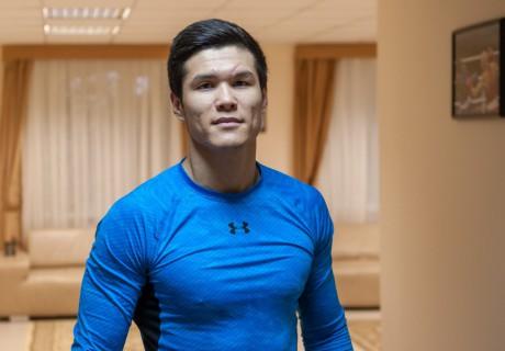 Данияр Елеусинов. Фото Турара Казангапова©, Vesti.kz