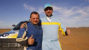 Пилот Off Road Kazakhstan прокомментировал аварию и последующий сход с ралли Africa Eco Race-2017