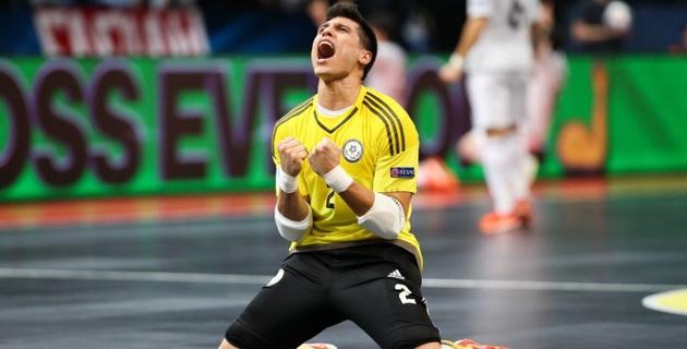 Игрок сборной Казахстана по футзалу Игита номинирован на звание лучшего вратаря мира