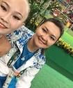 Алия Юсупова и Сабина Аширбаева станут факелоносцами эстафеты Универсиады-2017