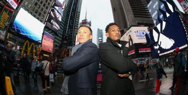 Что осталось за кулисами встречи Головкина и Джейкобса в Нью-Йорке и на матче НБА