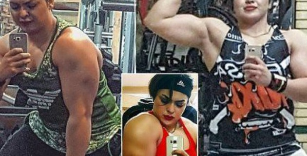 Иранскую культуристку арестовали из-за откровенных фото в Instagram